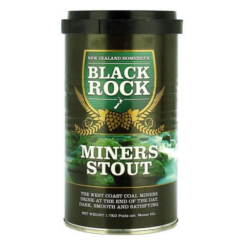 Black Rock Miners Stout Home Brew Kit