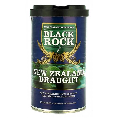 Black Rock New Zealand Draught Home Brew Kit