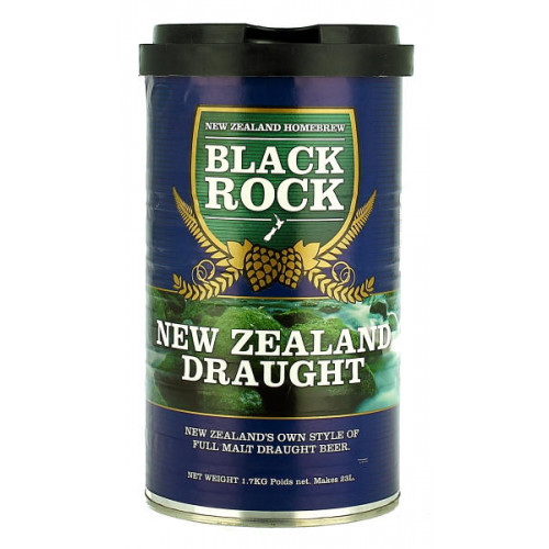 Black Rock New Zealand Draught Home Brew Kit