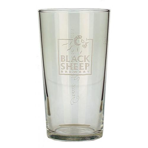 Black Sheep Glass (Pint)