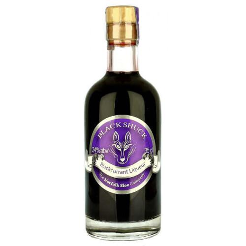Black Shuck Blackcurrant Liqueur