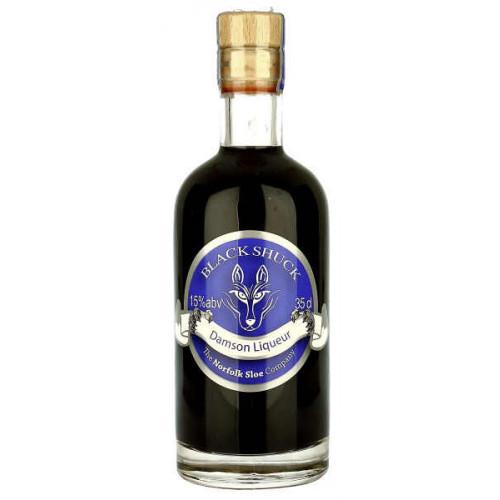 Black Shuck Damson Port Liqueur