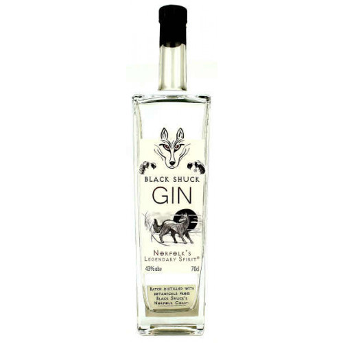 Black Shuck Gin 700ml