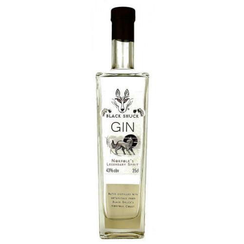 Black Shuck Gin 350ml