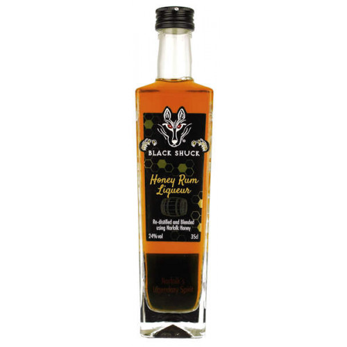 Black Shuck Honey Rum Liqueur 350ml