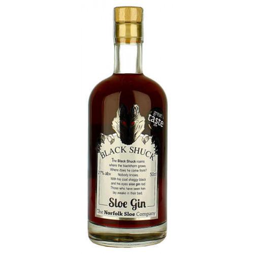 Black Shuck Sloe Gin
