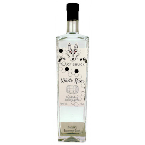 Black Shuck White Rum 700ml