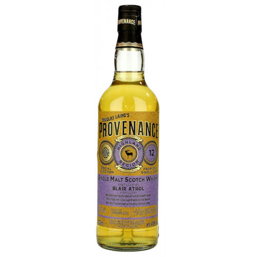 Blair Athol 12 Year Old 2007 Provenance (Douglas Laing)