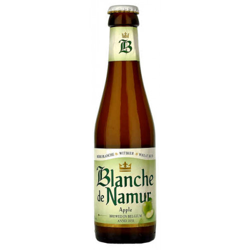 Blanche de Namur Apple 250ml