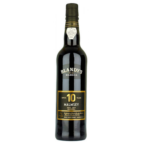 Blandys Madeira Malmsey Aged 10 Years