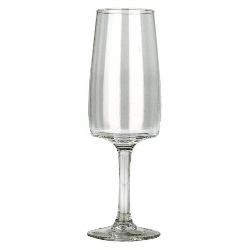 Blank Flute Glass  0.17L)