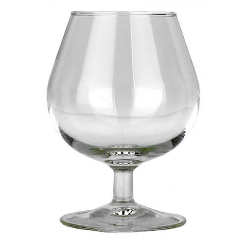 Blank Snifter Glass (Medium) 0.25 L