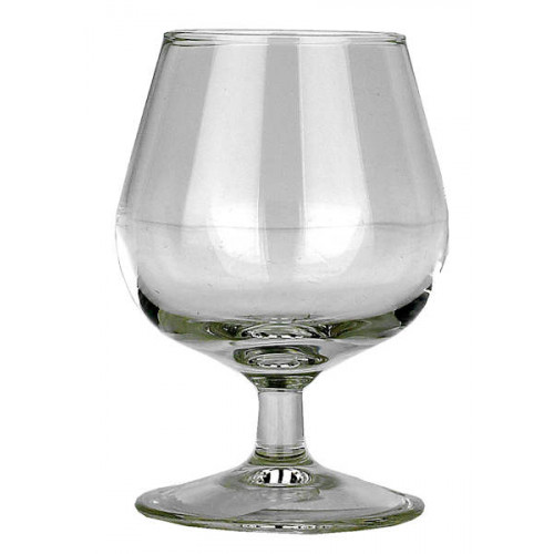 Blank Snifter Glass (Small) 0.15 L