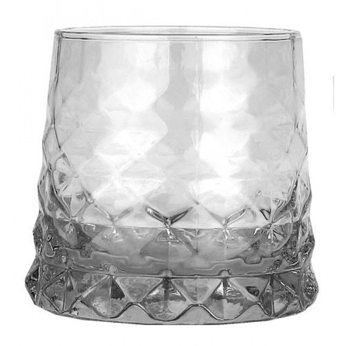 Blank Whiskey Tumbler Glass NA