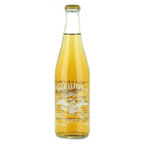 Blenheim Not as Hot Ginger Ale (Gold Cap)