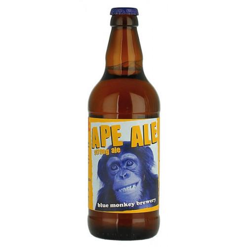 Blue Monkey Ape Ale