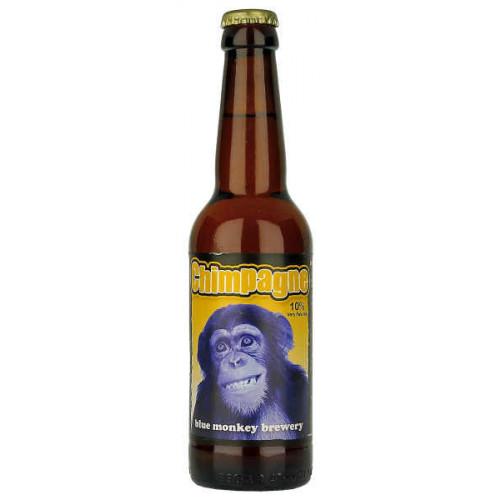 Blue Monkey Chimpagne
