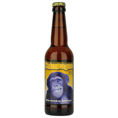 Blue Monkey Chimpagne