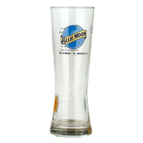 Blue Moon Weizen Glass (Half Pint)