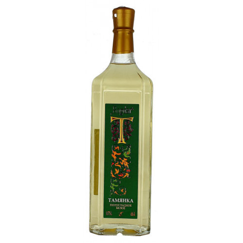 Bogdar Tamjanka White Semi Sweet Wine
