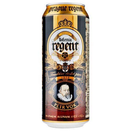 Bohemia Regent Petr Vok Can