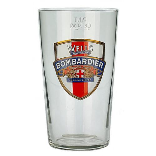 Bombardier Glass (Pint)
