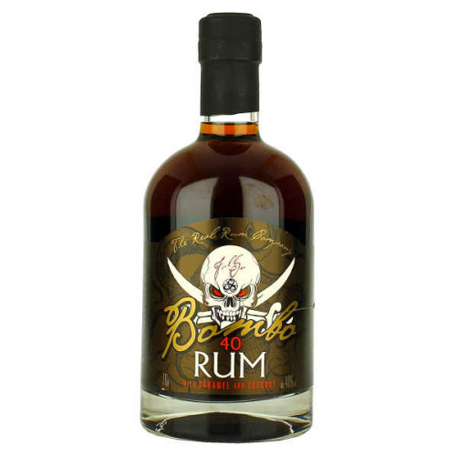 Bombo Full On Rum with Caramel and Coconut