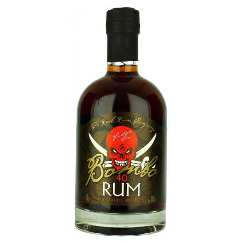 Bombo Full On Rum with Caramel and Spices