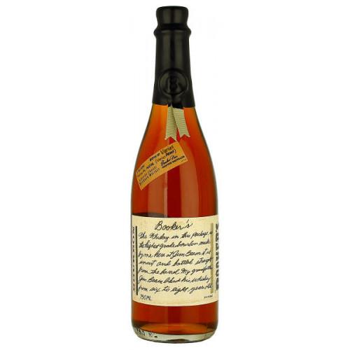 Bookers True Barrel Bourbon