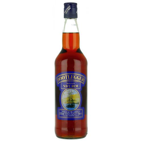 Bootlegger Navy Rum