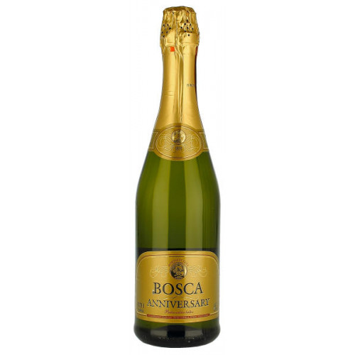 Bosca Anniversary Gold Sweet White Sparkling Wine