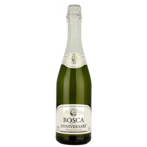 Bosca Semi Sweet White Sparkling Wine