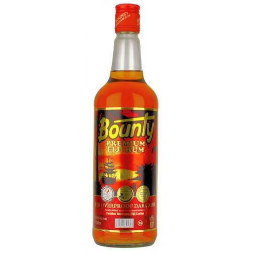 Bounty Premium Overproof Fiji Rum