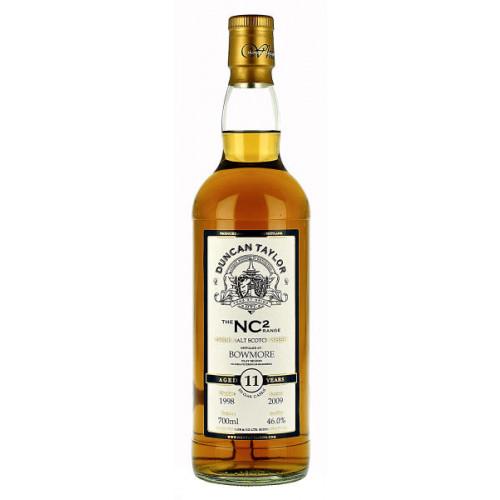 Duncan Taylor NC2 Bowmore Sherry