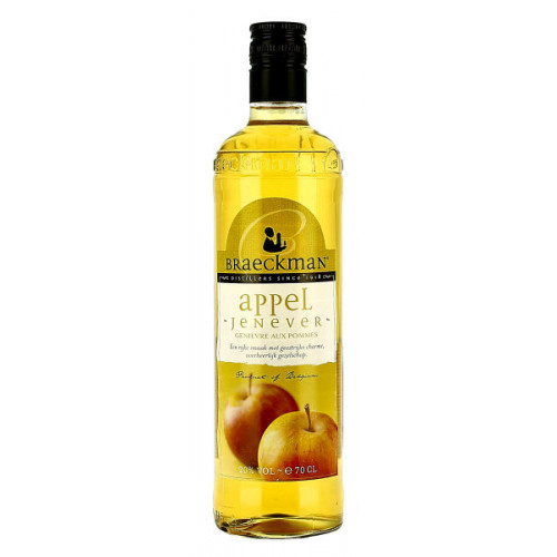 Braeckman Apple Jenever