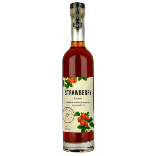 Bramley and Gage Strawberry Liqueur