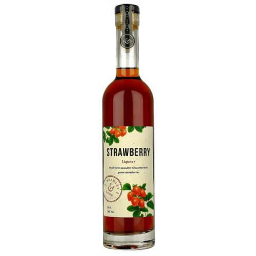 Bramley and Gage Strawberry Liqueur