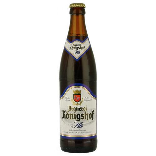 Brauerei Konigshofer Alt