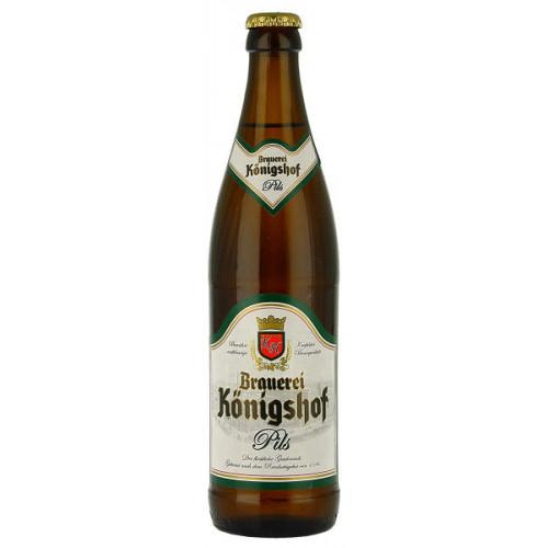 Brauerei Konigshofer Pils