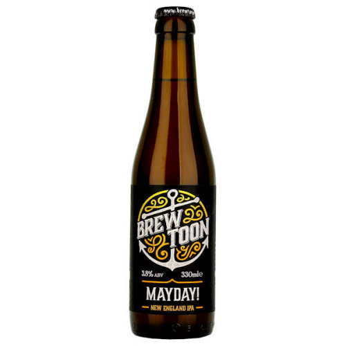 Brew Toon Mayday