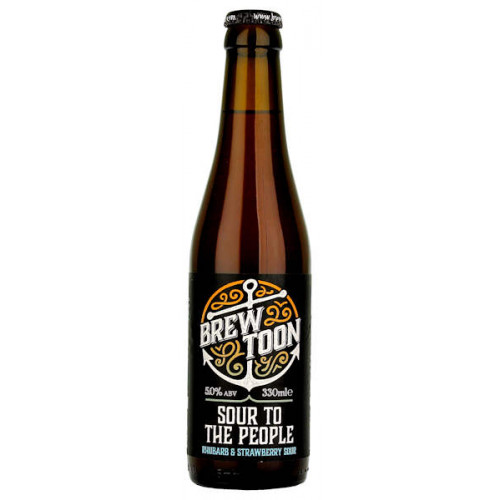 Brew Toon Sour to the People