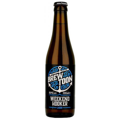 Brew Toon Weekend Hooker