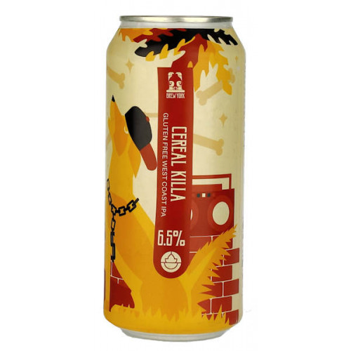 Brew York Cereal Killa Can