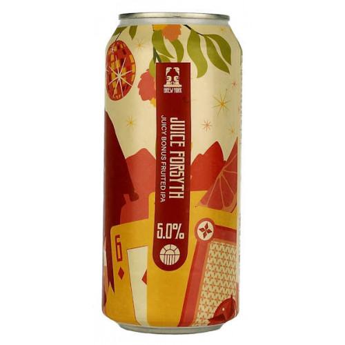 Brew York Juice Forsyth Can