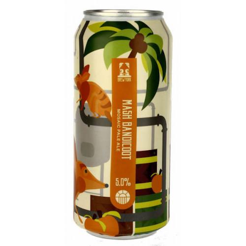 Brew York Mash Bandicoot Can