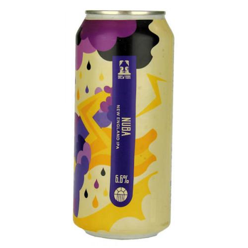 Brew York Nuba Can