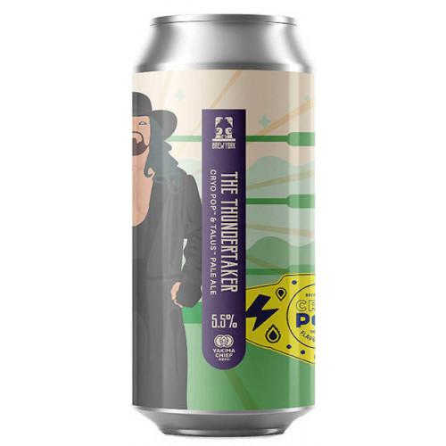 Brew York The Thundertaker Can
