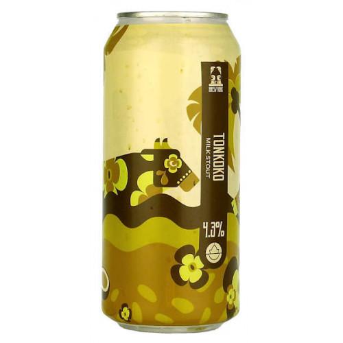 Brew York Tonkoko Can
