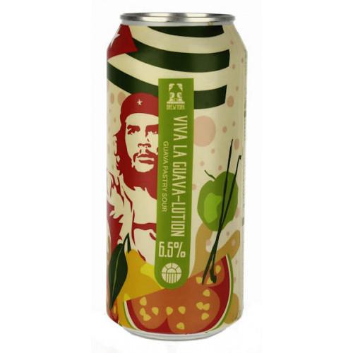 Brew York Viva La Guava-Lution Can
