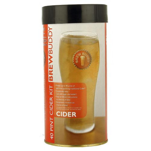 Brewbuddy 40 Pint Cider Kit